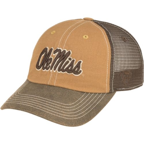 Top of the World Men's University of Mississippi Incog 2-Tone Adjustable Cap