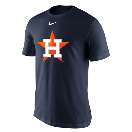 Display product reviews for Nike Men's Houston Astros Legend Logo T-shirt
