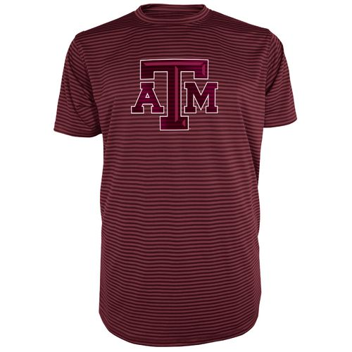 Majestic Men's Texas A&M University Section 101 Between the Lines T-shirt
