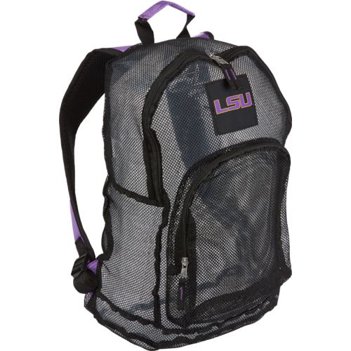 Forever Collectibles™ Louisiana State University Mesh Backpack