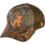 New Era Men's University of Alabama Realtree 39THIRTY Cap