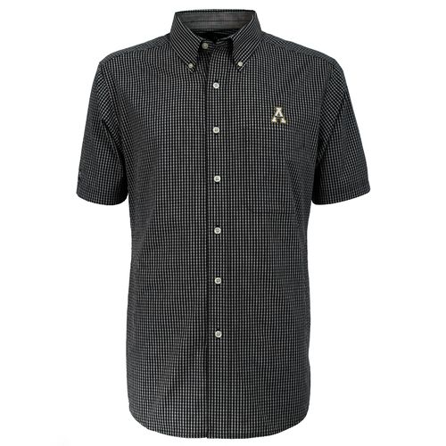 Antigua Men's Appalachian State University Short Sleeve Shirt - view number 2
