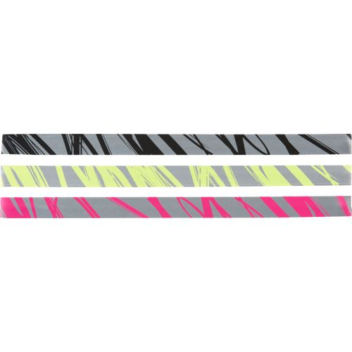 BCG Women's Reflective Print Elastic Headbands 3-Pack