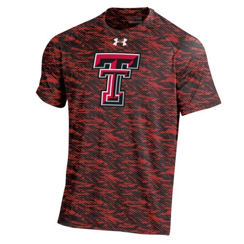 Under Armour™ Men's Texas Tech University Tech T-shirt