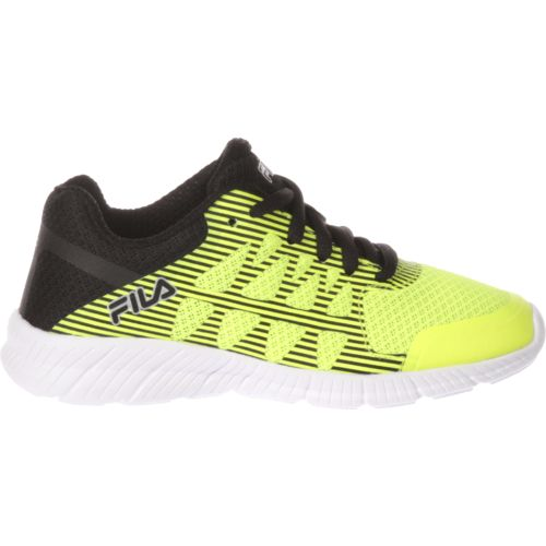Display product reviews for Fila™ Boys' Finity Running Shoes