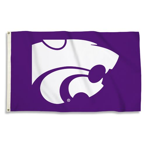 BSI Kansas State University Fan Flag