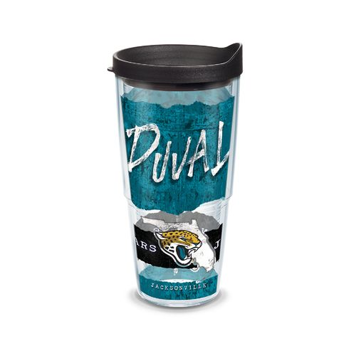 Tervis Jacksonville Jaguars Statement 24 oz. Tumbler with
