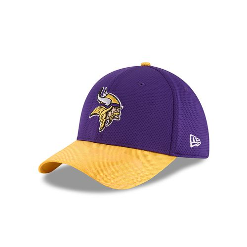 New Era Men's Minnesota Vikings NFL16 39THIRTY Cap