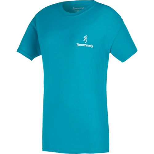 Browning Women's Hexagon Buckmark T-shirt - view number 2