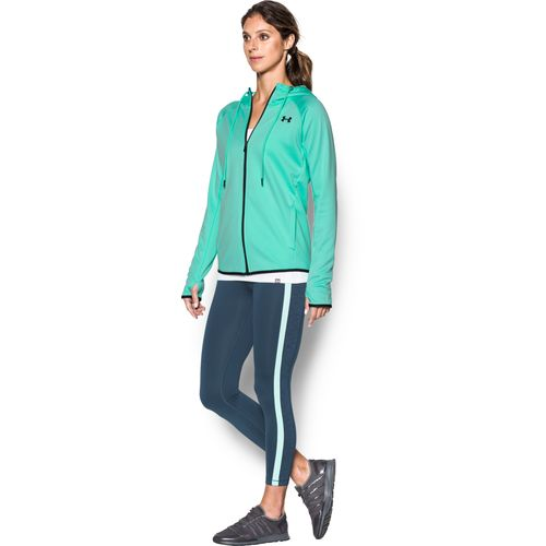 Under Armour Women's Fleece Tunic Hoodie - view number 4