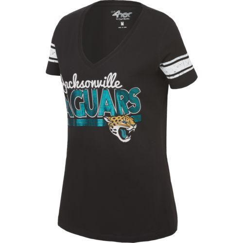 G-III for Her Women's Jacksonville Jaguars First Pick T-shirt