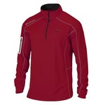 Columbia Sportswear Men's University of Arkansas Shotgun 1/4 Zip Pullover - view number 1