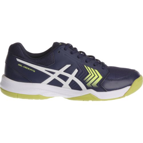 Display product reviews for ASICS® Men's GEL-Dedicate® 5 Tennis Shoes