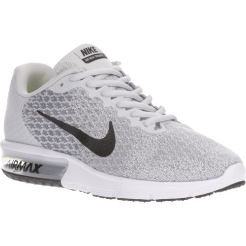 ... nike womens nike air max sequent 2 running shoes academy