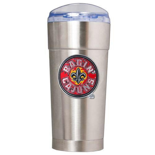 Great American Products University of Louisiana at Lafayette Eagle 24 oz. Metal Tumbler