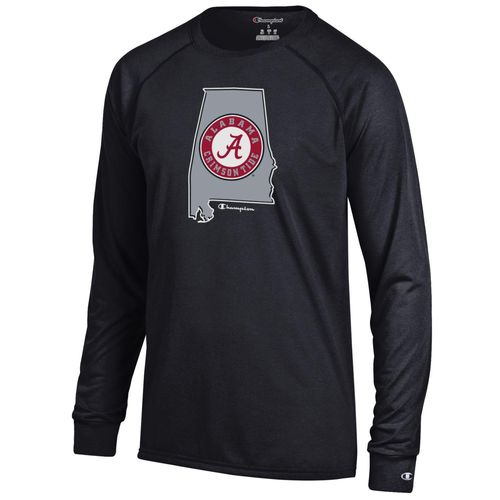 Champion™ Men's University of Alabama Long Sleeve T-shirt