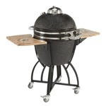 Outdoor Gourmet Kamado Ceramic Charcoal Grill - view number 4