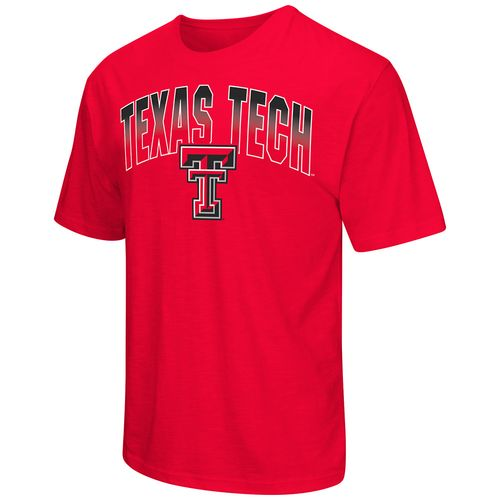 Colosseum Athletics™ Men's Texas Tech University Golden Boy T-shirt - view number 2
