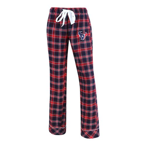 Concepts Sport™ Women's Houston Texans Captivate Flannel Pant