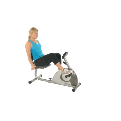 Stamina® Magnetic Recumbent 1350 Exercise Bike