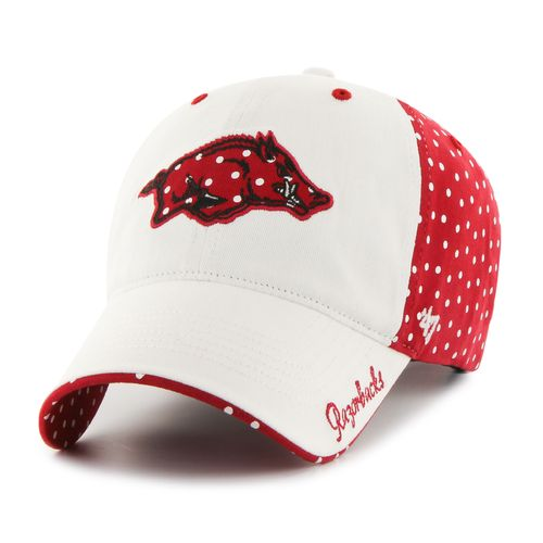 '47 Women's University of Arkansas Offbeat Clean Up Cap