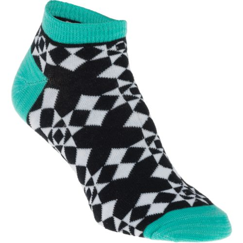 BCG Women's Geo Patterned Fashion Socks 10 Pairs