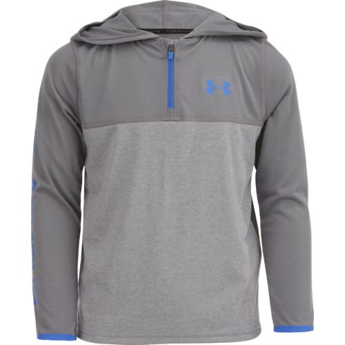 Under Armour™ Boys' Threadborne 1/4-Zip Hoodie