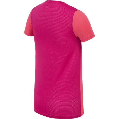 Under Armour Girls Armour Short Sleeve T-shirt - view number 2