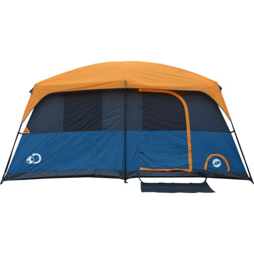 Discovery Adventures Instant 10 Person Cabin Tent - view number 2
