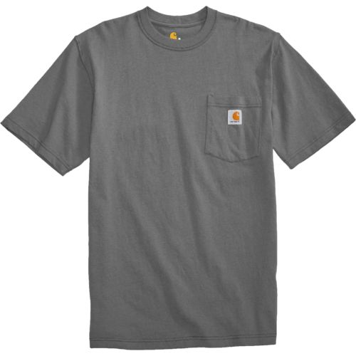 Carhartt Men's Short Sleeve Work Wear Pocket T-shirt - view number 4