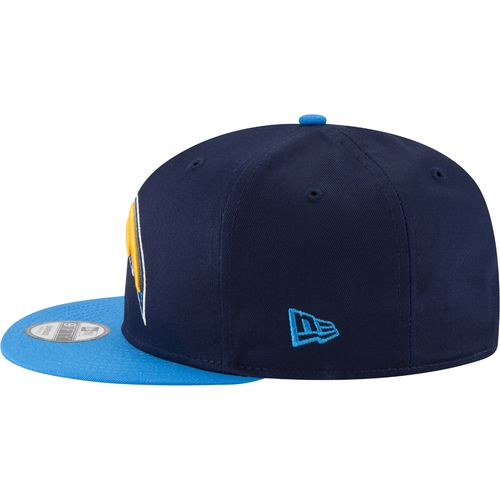 New Era Men's San Diego Chargers 9FIFTY Baycik Snapback Cap - view number 4