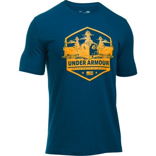 Display product reviews for Under Armour Men's Freedom By Sea T-shirt