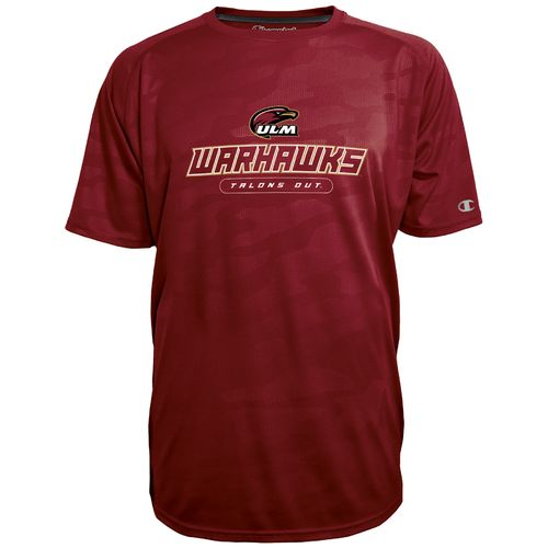 Champion™ Men's University of Louisiana at Monroe Impact Embossed T-shirt - view number 1