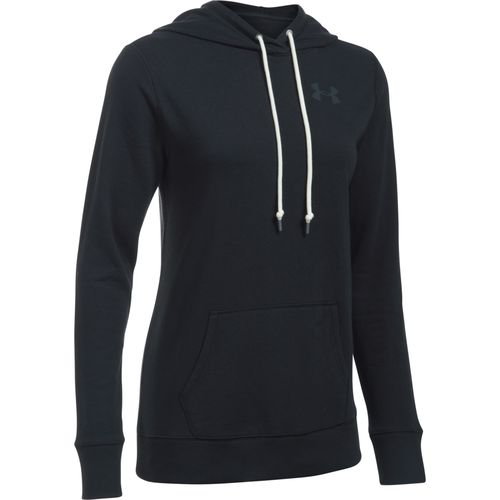 Under Armour Women's Favorite French Terry Popover Hoodie