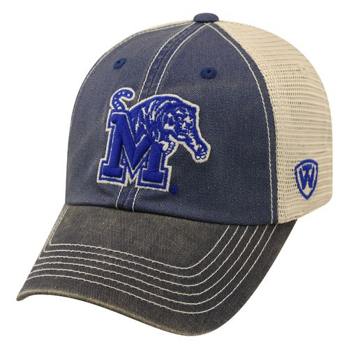 Top of the World Men's University of Memphis Off-Road Adjustable Cap