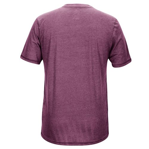 adidas Men's Mississippi State University Sideline Hustle climacool Short Sleeve T-shirt - view number 2
