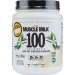Muscle Milk 100-Calorie Low-Fat Protein Powder - view number 1