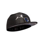 New Era Men's Orlando Magic 59FIFTY Team On Court Cap - view number 3