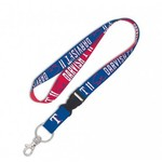WinCraft Texas Rangers Yu Darvish 11 Buckle Lanyard - view number 1