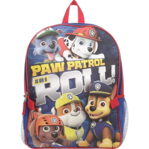 PAW Patrol Boys' On a Roll! Marshall Backpack with Die-Cut Lunch Kit - view number 4