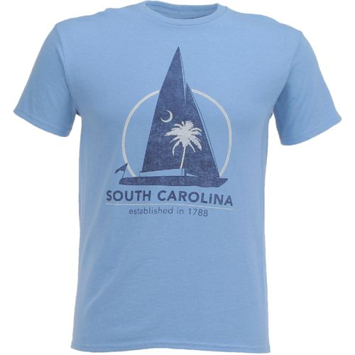 Academy Sports + Outdoors Men's South Carolina Sail T-shirt