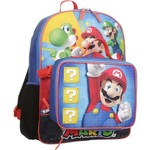 Nintendo Boys' Mario Backpack with Lunch Kit - view number 2