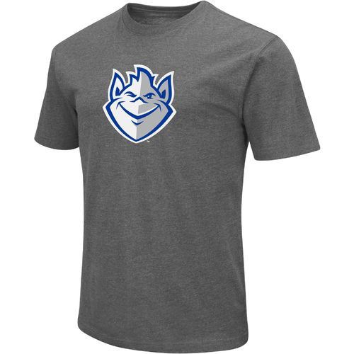 Colosseum Athletics Men's Saint Louis University Logo Short Sleeve T-shirt