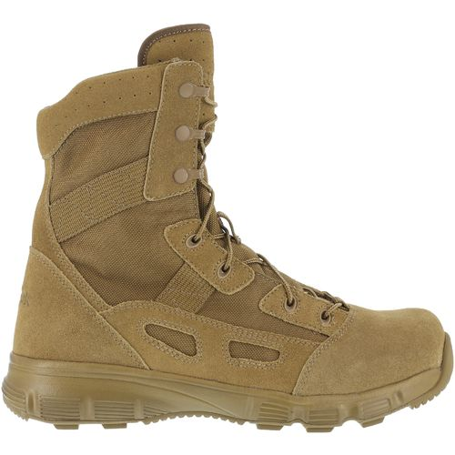 Reebok Men's Hyper Velocity 8 in Army Compliant Military Work Boots