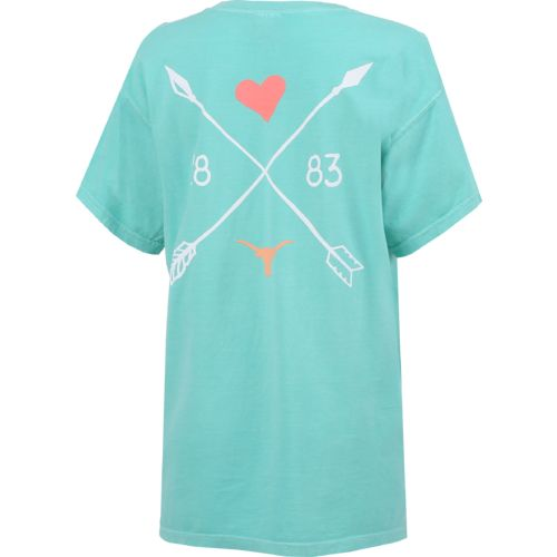 We Are Texas Women's University of Texas Love Horns Graphic T-shirt - view number 2