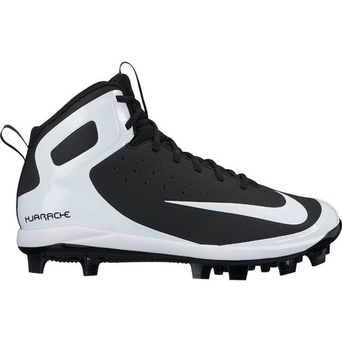 Nike Men's Alpha Huarache Pro Mid MCS Baseball Cleats