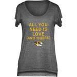 Chicka-d Women's University of Missouri Scoop-Neck T-shirt - view number 1