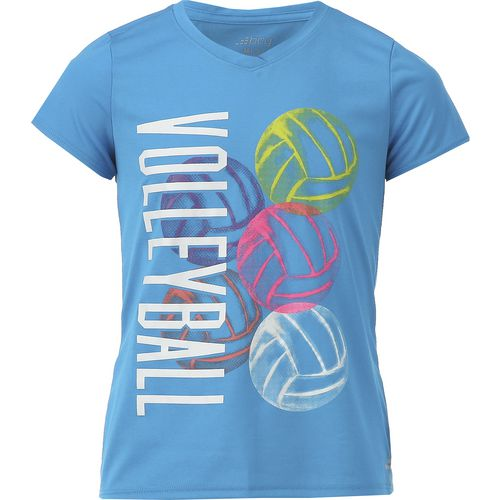 BCG Girls' Volleyball Graphic Short Sleeve T-shirt - view number 1