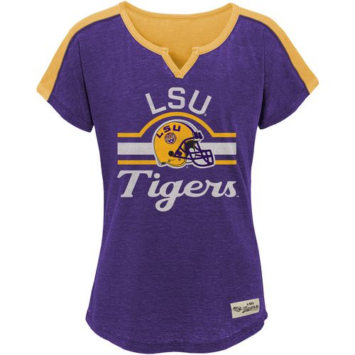 Gen2 Girls' Louisiana State University Tribute Football T-shirt