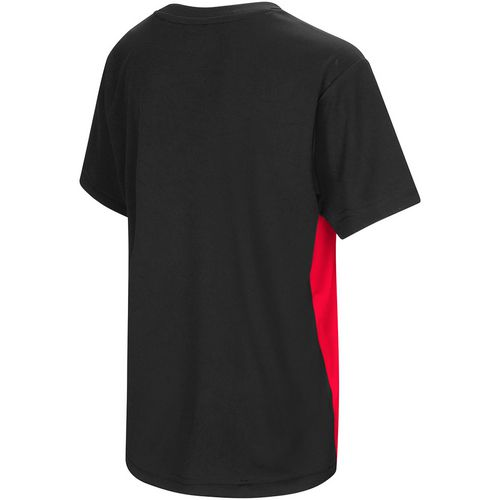 Colosseum Athletics Boys' North Carolina State University Short Sleeve T-shirt - view number 2
